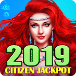 Citizen Jackpot Slots - Free Spins icon