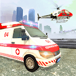City Ambulance Simulator 2019 icon
