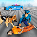 City Police Dog Prison Chase icon