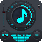 Free Music - MP3 Player, Equalizer & Bass Booster icon