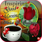 Inspiring Good Morning Wishes And Greetings icon