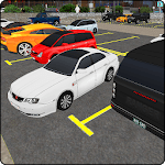 Free Car Parking Game 3d icon