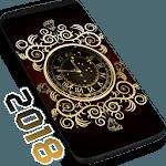 Gold Clock 2018 icon