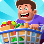 Idle Supermarket Tycoon - Tiny Shop Game icon
