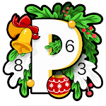 Paint.ly Color by Number - Fun Coloring Art Book🌺 icon