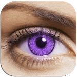 Eye Color Lenses Photo Editor icon