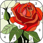 Paint Art By Numbers For Adults icon
