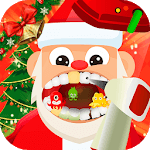 Dentist Christmas Doctor Game icon