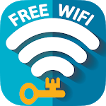 Free Wifi Connect Network Map & 4G Share Hotspot icon