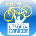 The Ride to Conquer Cancer® AU icon