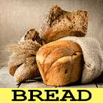 Bread recipes with photo offline icon