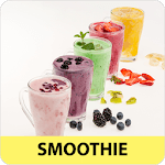 Smoothie recipes offline app for free with photo for pc logo