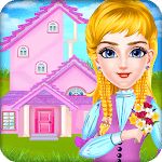 Doll House Interior Decoration icon
