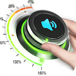 Volume Booster RRO - Sound Booster for Android icon