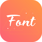 Font for Intagram - Beauty Font Style icon