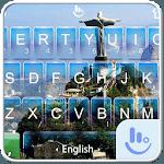 Cristo Redentor Keyboard Theme icon