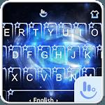 Leo Galaxy Keyboard Theme icon
