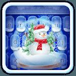 Live Christmas Snow Keyboard Theme icon