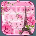 Rose Paris Keyboard Theme icon