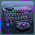 Technological Keyboard Theme icon