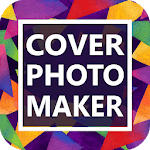 Cover Photo Maker-Youtube,FB,Instagram,Twitter etc icon