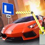 City Car Driving Simulator 2018  PRO - manual gear icon