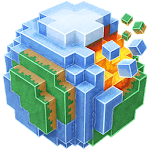 Planet Craft: Block Survival Craft Games Online icon
