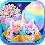 Carnival Unicorn Fair Food - The Trendy Carnival for pc logo