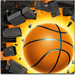 Basket Wall - Bounce Ball & Dunk Hoop icon
