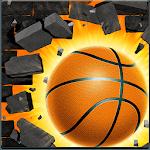 Basket Wall - Bounce Ball & Dunk Hoop icon