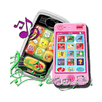 toy phone sounds icon