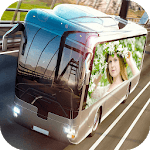 Bus Photo Frame icon
