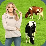 Farm Animals Photo Frames icon