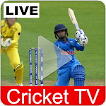 Cricket TV Live : World Cup Streaming 2019 Guide for pc logo