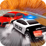 Police Vs Crime Mountain Chase icon