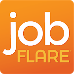 JobFlare for Job Search – Play Games. Get Hired. for pc logo