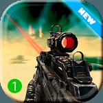 Desert Critical Black Ops - Brave Soldier FPS for pc logo