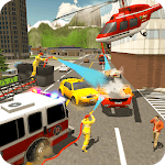 New York Fire Rescue Simulator 2019 icon