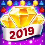 Jewels Classic -  Match Free Games icon
