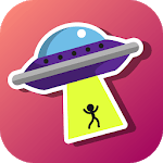 UFO.io: Multiplayer Game for pc logo