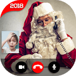 Real Santa Claus Video Call icon