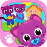 Cute & Tiny Family - Baby Care, Holiday & Farm Fun icon