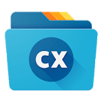Cx File Explorer for pc logo