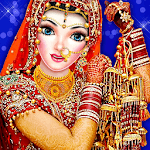 Indian Royal Wedding Ritual Fashion Salon icon