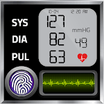 Blood Pressure Diary : BP Logger Scan Test Tracker icon