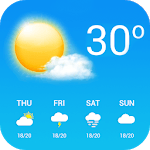 Hourly Weather Update: Daily Weather icon