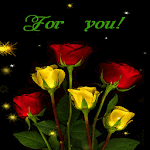 Roses For You LWP icon