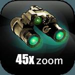 Binoculars Night Mode (45x zoom) icon
