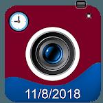 Date Stamp Photo - Auto Timestamp Camera icon