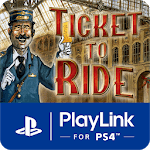 Ticket to Ride for PlayLink for pc logo